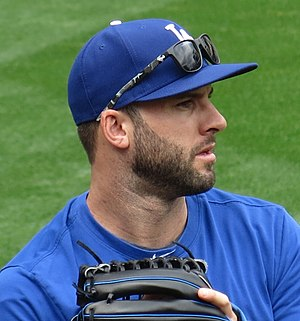 Brandon Morrow - Morrow with the Dodgers in 2017