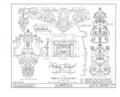 Brandt House, 205 Main Street, Belleville, Essex County, NJ HABS NJ,7-BELVI,2- (sheet 14 of 22).png