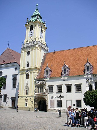 Old Town Hall (Bratislava) - Old Town Hall in Bratislava, Slovakia
