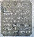 Bratislava tabula na soche sv Ondreja na Mileticovej ulici.jpg
