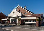 Braunton (Devon, UK), Parish Hall -- 2013 -- 00228.jpg