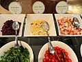 Breakfast dishes in Seoul, Korea - DSC00779.JPG
