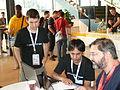 Breaks - Wikimania 2011 P1040194.JPG