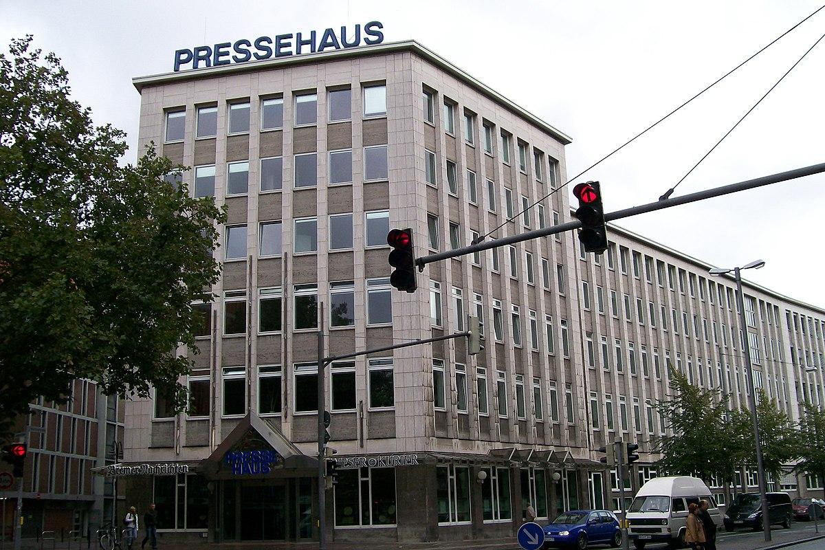 Bremer tageszeitungen wikipedia - Mobelhauser und einrichtungshauser bremen ...