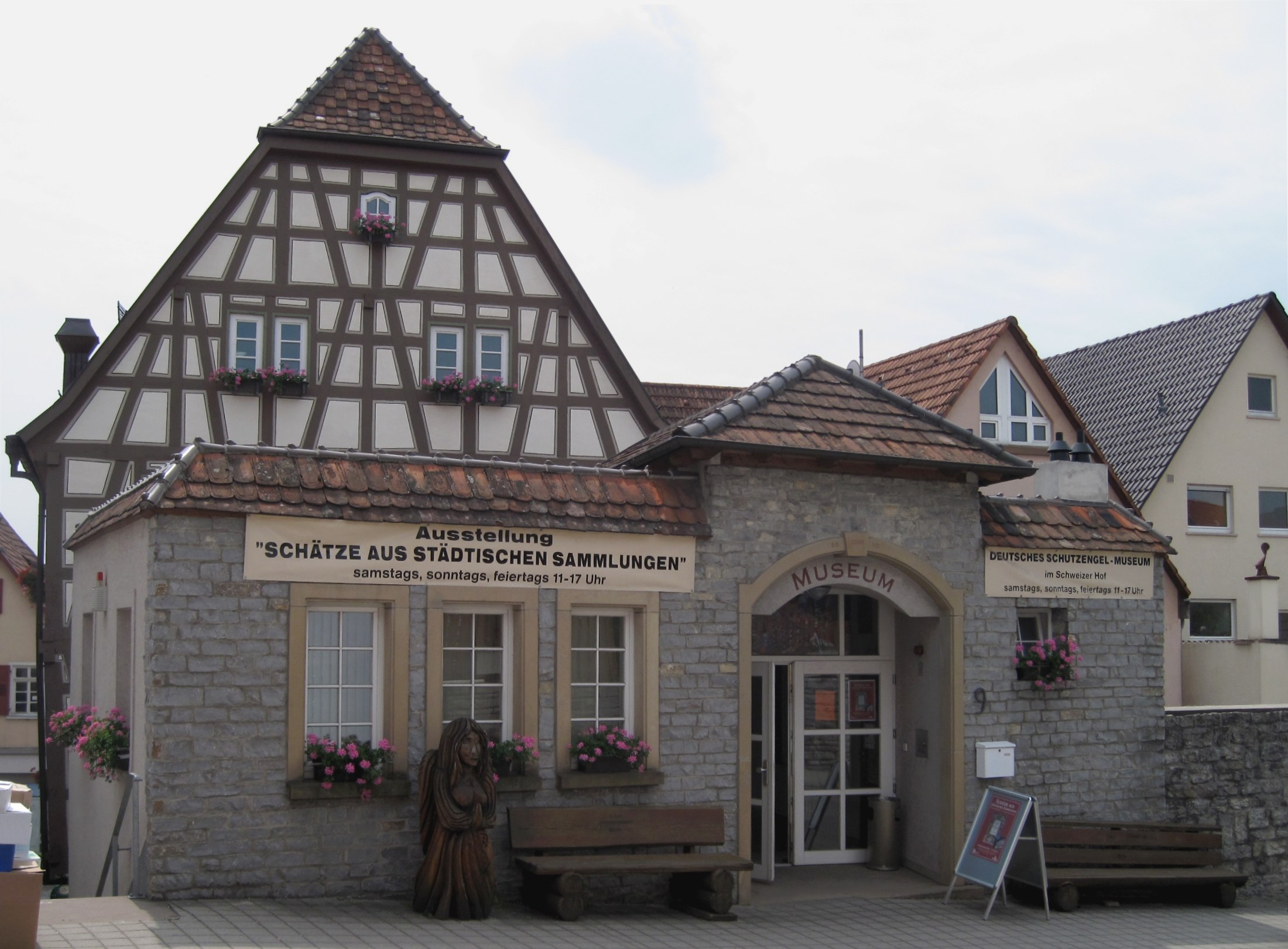 Schweizer Hof Bretten Speisekarte