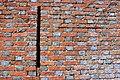 Brickwork at Lower Lewell Farm - geograph.org.uk - 805889.jpg