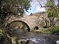 Bridge over the Afon Clettwr - geograph.org.uk - 756711.jpg