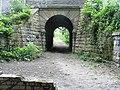 Bridge to Silk Mill Gardens - geograph.org.uk - 819082.jpg