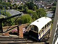 Bridgnorth cliff railway and Low Town - geograph.org.uk - 404811.jpg