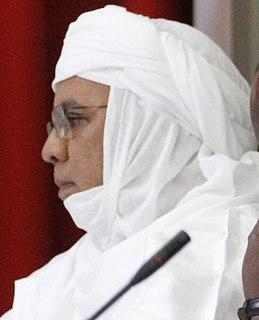 Brigi Rafini Prime Minister of Niger (2011-present)
