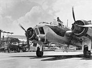 Bristol Blenheim Mark IV bombers at RAF Tengah, Singapore. June 1941