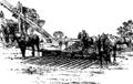 Britannica 1911 Hay - sweep rake.png