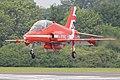 British Aerospace Hawk T.1A 'XX278' (35618639845).jpg