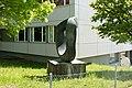 Bronzeplastik Grand Astre 1⁄3 (André Ramseyer 1966) 08.jpg