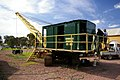 Bucyrus D2 Dragline at the Whitton Museum.jpg