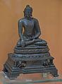 Buddha in Bhumisparsha Mudra - Bronze - ca 9th-10th Century CE - Pala Period - Nalanda - ACCN 9426-A24290 - Indian Museum - Kolkata 2016-03-06 1726.JPG