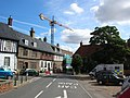 Building work in Little Walsingham - geograph.org.uk - 543750.jpg