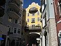 Buildings at Lionshead Village (3826589153).jpg
