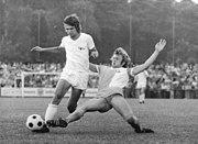 Bundesarchiv Bild 183-R0619-0024, Aufstiegsspiel, 1.FC Union Berlin - FC Hansa Rostock 1-1