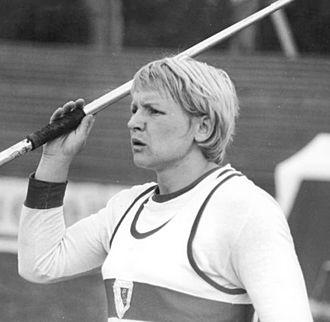Ruth Fuchs - Ruth Fuchs in 1980