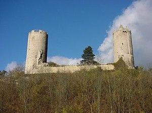 Saaleck Castle - Image: Burg Saaleck 3