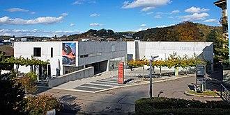 Museum Franz Gertsch - Burgdorf (Switzerland), Museum Franz Gertsch