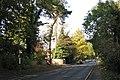 Bus stop, Kenilworth Road, Blackdown - geograph.org.uk - 1539437.jpg