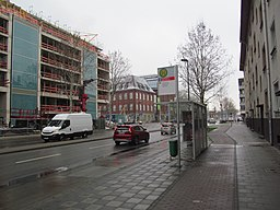 Höherweg in Düsseldorf