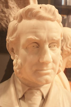 William Arrol - Bust of William Arrol, People's Palace museum, Glasgow