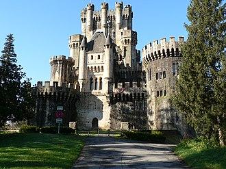 Butrón - Butrón Castle.