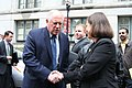 CNT CEO, Kathy Tholin, and Governor Pat Quinn (3464031048).jpg