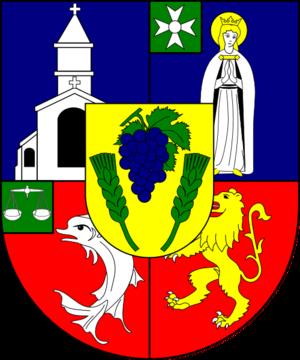 Pierre-Marie Gerlier - Image: COA cardinal FR Gerlier Pierre Marie
