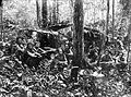 COLLECTIE TROPENMUSEUM Een groep Kubu's bij hun hutten in het bos Zuid-Sumatra TMnr 10005459.jpg