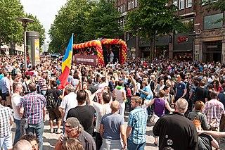 Hamburg Pride Annual LGBT event in Hamburg, Germany