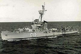 CT Araguari (D-15) 2