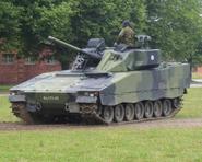 CV9030 finnish
