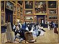 C Angrand Vue intérieure du musée de Rouen en 1880.jpg
