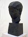 Cabeza de mujer 1912 Oscar Meschaninov (2).JPG