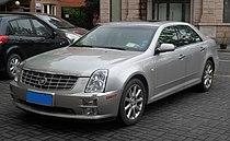 Cadillac SLS 01 China 2012-04-29.JPG