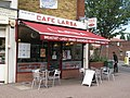Cafe Larsa, Darkes Lane, Potters Bar - geograph.org.uk - 1403322.jpg