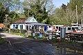 Cafe at Loe Beach - geograph.org.uk - 1279392.jpg