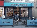 Caffe Nero coffee bar, High St, Sutton, Surrey, Greater London.JPG