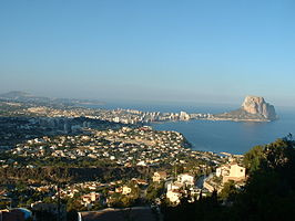 cheap taxis to Calpe