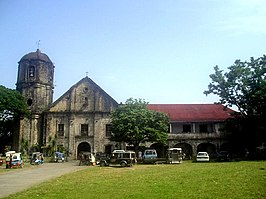 Camalig Church and convent.jpg
