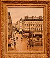 Camille Pissarro, St. Honore Street in the Afternoon; Affect of Rain, 1897 (28696600573).jpg