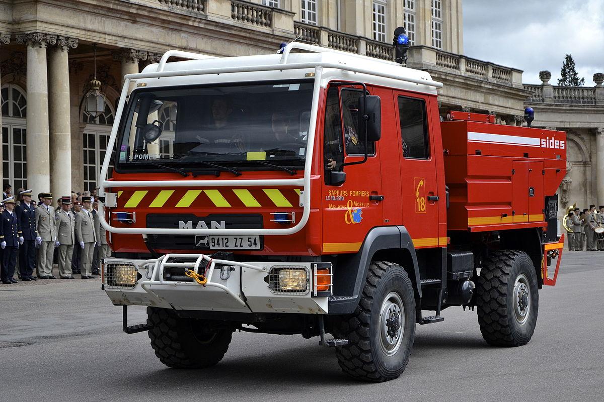 Camion citerne feux de for ts wikip dia - Image camion pompier ...