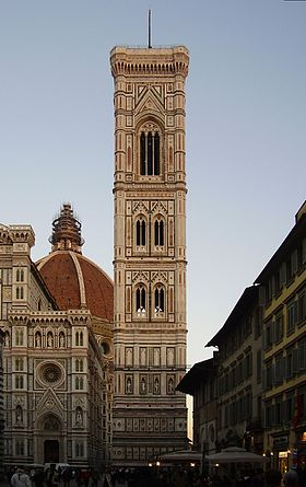 Image illustrative de l'article Campanile de Giotto