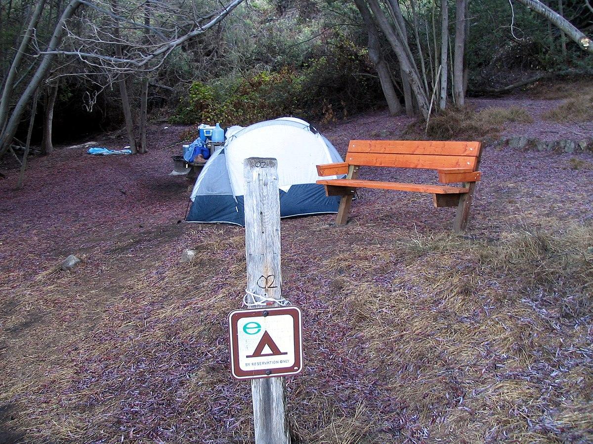Big Basin Redwoods  State Park Tent Cabins - Wikipedia