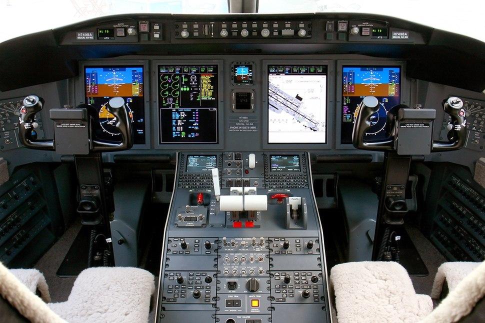 Canadair CL-600-2B16 Challenger 605, Bombardier AN1426362