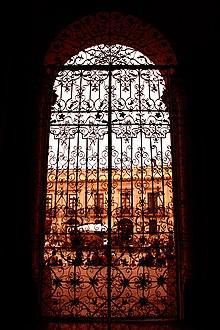 Duomo di siracusa wikipedia for Decorazioni in ferro battuto